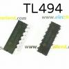 TL494 SWITCHMODE™ Pulse Width. Modulation
