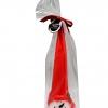 เทียน Snow Man ใส่หมวกแดง