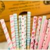 Japanese Short and Sweet Chopsticks - ตะเกียบญี่ปุ่นแบบสั้นสีหวาน