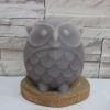 [เทียนหอมนกฮูก] Owl อ้วน 406g