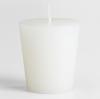 เทียนโวทีฟ [VOTIVE CANDLE] สีขาวไร้กลิ่น [UNSCENTED] 6 ชิ้น ต่อ กล่อง
