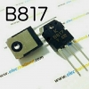 B817 PNP Power Transistor -140V/-12A