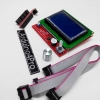 LCD 12864 LCD blue screen for 3D printer