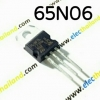 65N06 N-Channel MOSFET 60V 65A