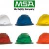 Safety Helmet Full Brim Hat หมวกนิรภัย แบบปีกรอบ โครงรองในปรับเลื่อน (สินค้า incomplete set ไม่รวมสายรัดคาง)
