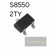 S8550 2TY PNP-SMD