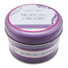 Tropical Orchid Candle in Container