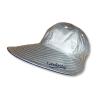หมวกกันUV หมวกกอล์ฟ สีเงิน