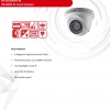 DS-2CE56D0T-IR HD1080P IR Turret Camera 3.6mm.,6mm