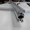 อลูมิเนียมโปรไฟล์ 2040 (แบ่งขาย 10 cm)