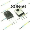 80N60 Ultrafast IGBT 600V 80A (อะไหล่ถอด)