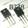 B778 PNP Power Transistor -120V/-10A