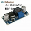 D201:XL6009 DC-DC Boost 4A