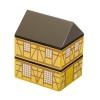 Brick House in Yellow - เบนโตะบ้านอิฐสีเหลือง
