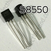 S8550 TO-92 0.5A40V PNP transistor