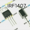 T105: IRF1407 N Channel Power Mosfet 75V/130A