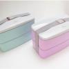 New Microwave Japanese Lunch Box - กล่องข้าวญี่ปุ่นพลาสติกแบบใหม่