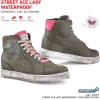 TCX STREET ACE (LADY) WATERPROOF COLD GREY - FUCSIA