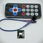 IR Wireless Remote-Control Module
