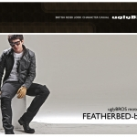 Ugly Bros Featherbed-BLACK