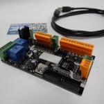 USB cnc 4 Axis Interface Board