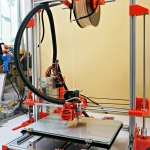 """เครื่องพิมพ์สามมิติ 3D printer """"MetaBotz 2330-AL"""" รับประกัน 1 ปี"""