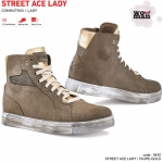 TCX STREET ACE (LADY) TAUPE - GOLD