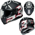 SHOEI Z7 BLACK ANT