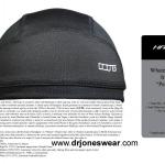 Dr. Jones Lab Series : HAF CAP | ผ้าคลุมหัวแบบครึ่งใบ รุ่น ฮาฟ แคป