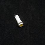 5050 SMD led สีขาว 12V 0.1W