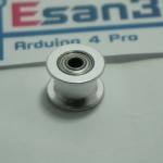 Wheel Pulley for width 6mm belt ไม่มีฟัน (ใส่แกน 3mm)
