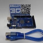 Mega2560 REV3 Board ใช้ชิฟ CH340G + USB Cable