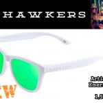 ็Hawkers Artic White Emerald One (O-15)