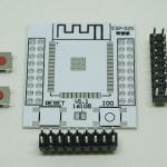 ESP32 pcb adapter