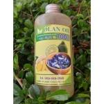 แชมพูสมุนไพร มะกรูด+ดอกอัญชัน+ขิง Herbal Shampoo 300 ml
