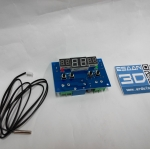 DC12V temperature controller With NTC sensor/led display