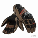 Rev'it Dominator GTX Glove SAND-RED