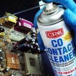 2016 CRC CO Contact Cleaner 350g / 525ml - น้ำยาล้าง เมนบอร์ด หน้า คอนแทค แผงวงจร สวิทช์ รีเลย์ มอเตอร์