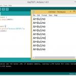 Arduino กับการกดคีย์บอร์ดบนคอมพิวเตอร์