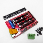 RAMPS 1.4 3D printer control