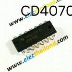 CD4070 DIP-14 CD4070BE IC logic
