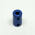 Aluminum Coupling (5x6x25 mm)