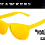 Hawkers Chroma Yellow Daylight One (H-37)