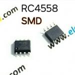 JRC4558 JRC4558D 4558 SOP-8-SMD