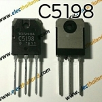 C5198 Power Amplifiers 140V 10A 100W