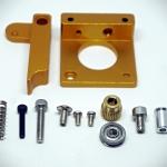 MK8 Aluminum Extruder (Right-hand)