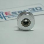 Wheel Pulley for width 6mm belt ไม่มีฟัน (ใส่แกน 5mm)