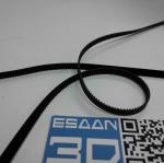 สายพาน timing belt width 6mm for 3D printer (เมตรละ 50 บาท)
