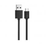 Xiaomi Micro USB Cable 2A สายแท้ สีดำ Mi5 MIPAD