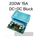 D220:DC-DC Down 200W 15A